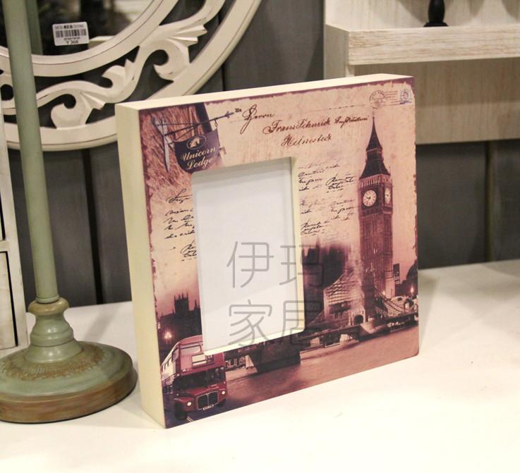Эксклюзивный торговли оригинальный кадр изображения фоторамка творческая свадебный подарок ремесла украшения главная