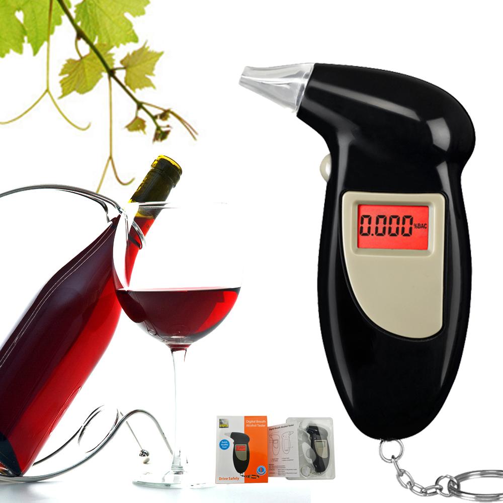 Профессиональный высокое качество содержания алкоголя с 3 цифр цифровой дисплей и тестер спирта руководство с ce и rosh PFT-683