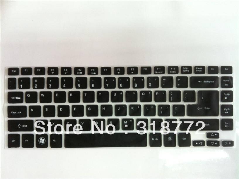 1PC free ship Keyboard Skin Cover for Acer Aspire V5 431 V5 471P V3 471G V5
