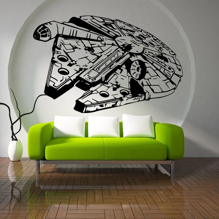 Wall Art Design Star Wars Wall Sticker Decal Home Decor