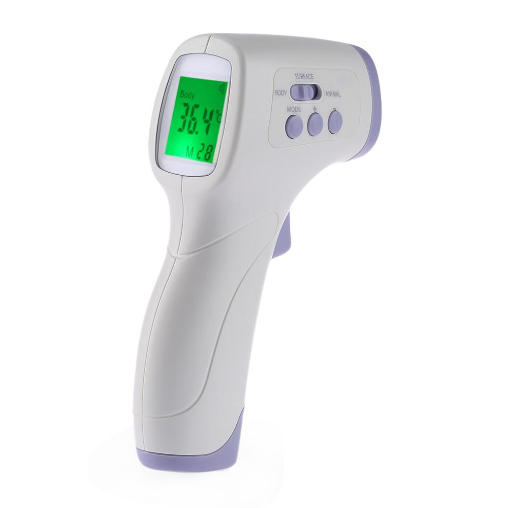 Multi purpose Infrared Baby Adult Thermometer Non contact Infrared Forehead Body Digital Termometro Diagnostic tool