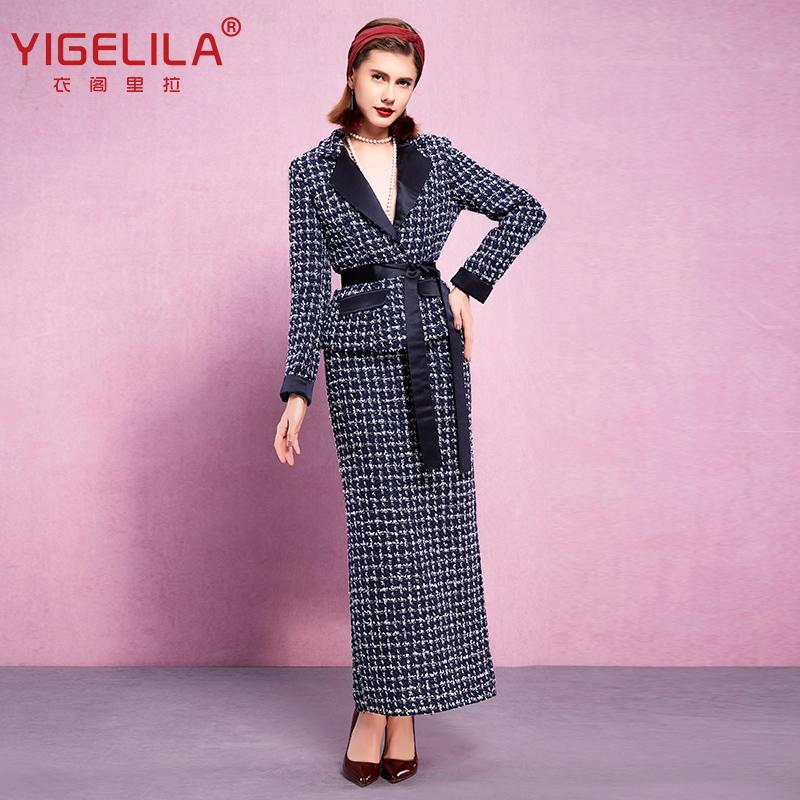 Womens Long Skirt Suits 67