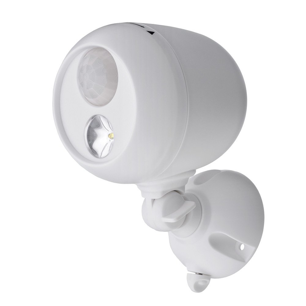 Battery powered Motion Sensor Detector Outdoor Security ...