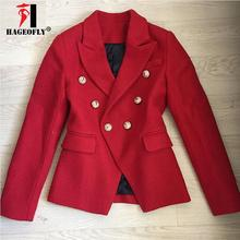 7cb883336b Buy red blazer gold buttons and get free shipping on AliExpress.com