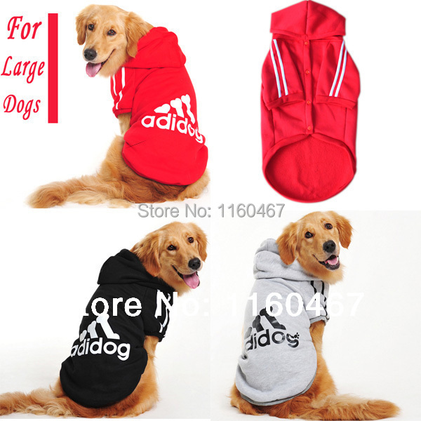 Big dog clothing store
