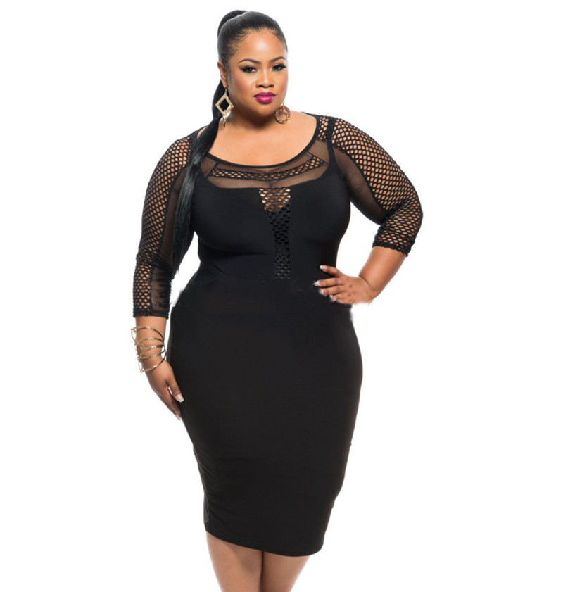 Sexy Plus Size Womens Clothes 27