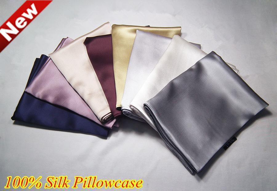 Popular Silk Pillowcase White Buy Cheap Silk Pillowcase
