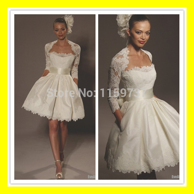 Off-White-Wedding-Dresses-Brisbane-Short-Women-Summer