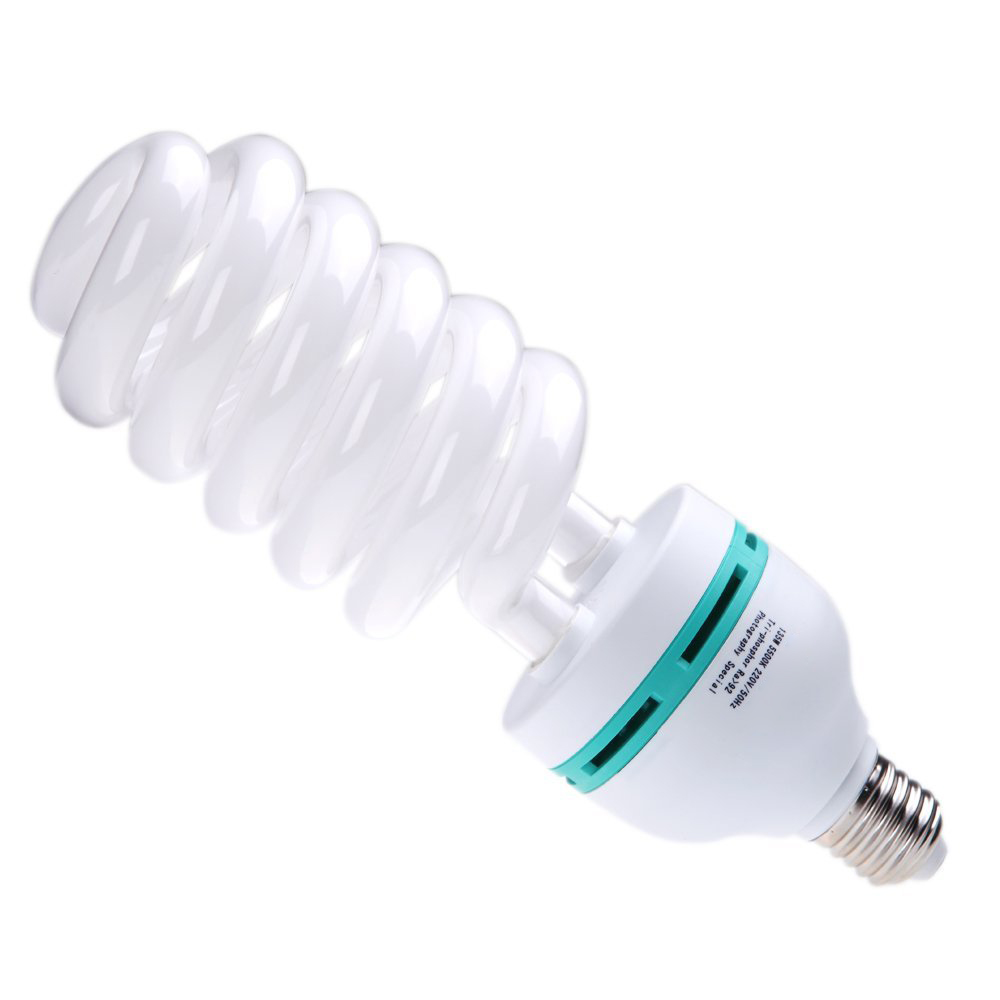 E27 220 В 5500 К 135 Вт фотостудия лампы видео фото лампа дневного света ( E27 лампа )