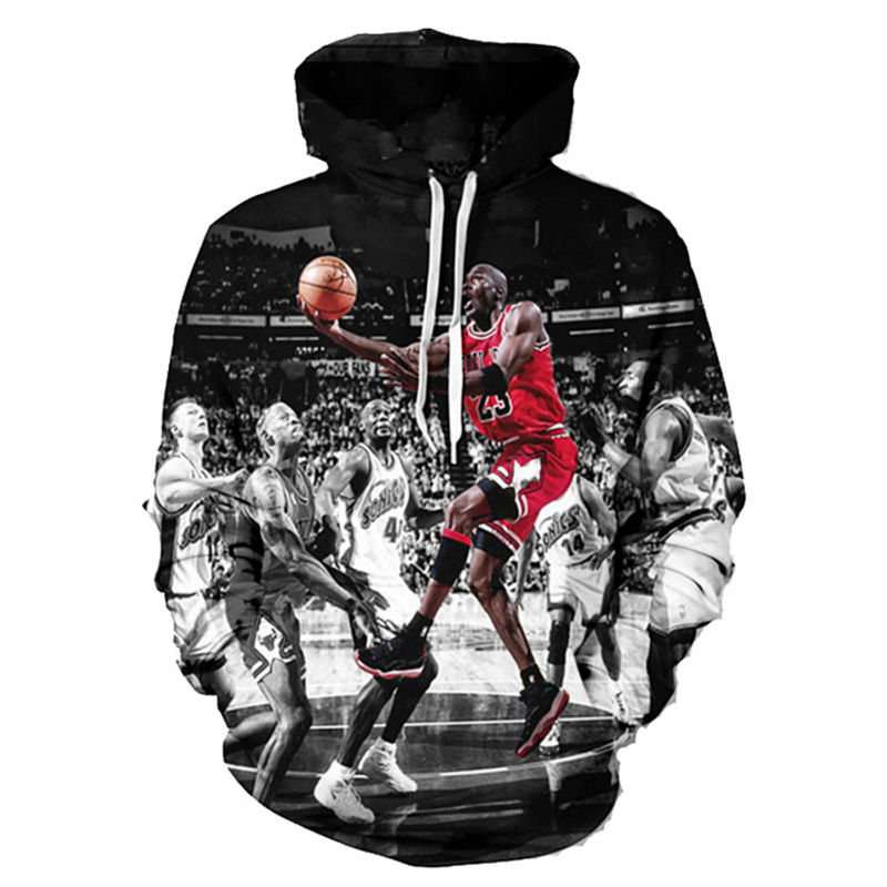 Detail Feedback Questions about Jordan Print 3D Men Hoodies And Sweatshirts  Fashion Men s Clothing Loose Hooded Sweats Tops Unisex Coats Autumn Winter  ... 2ae9840c42d0