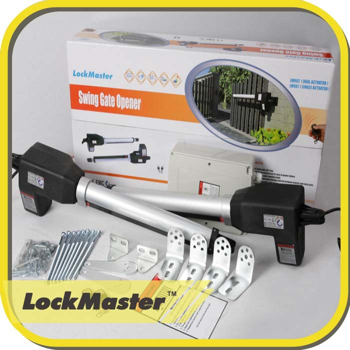 Lockmaster Ce Approved Automatic Remote Control Opening