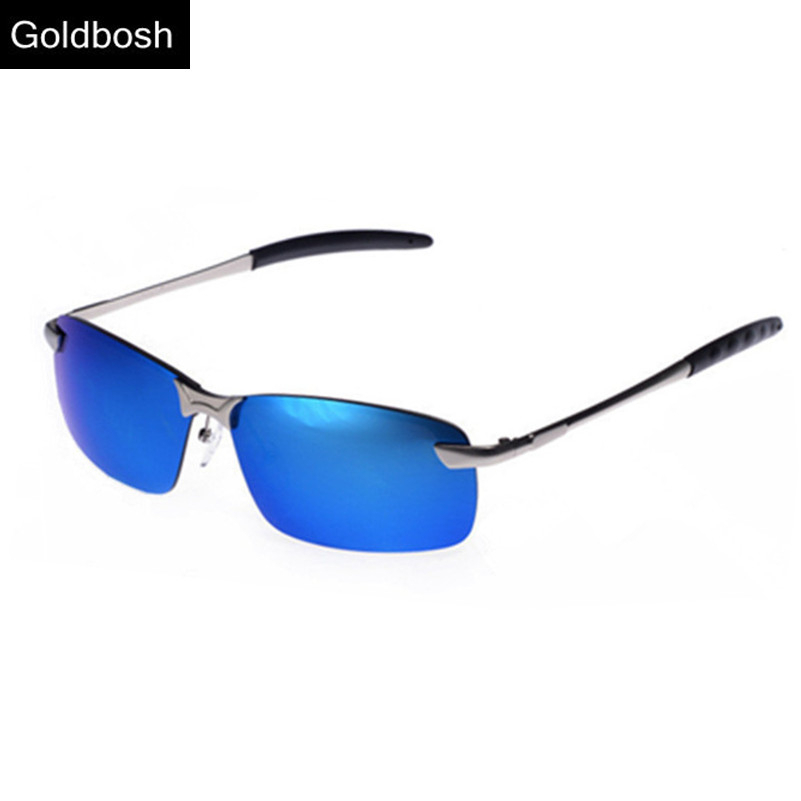 aaf98b443403 Polaroid Polarized Rimless Sunglasses