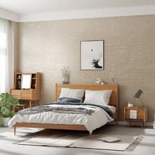 Современная текстурированная настенная бумага белого, серого и бежевого цветов, настенная бумага для спальни, гостиной, домашнего декора(Китай)