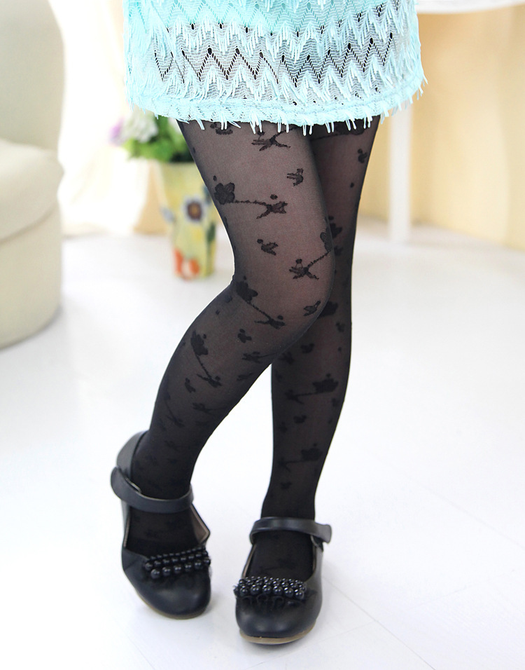 Baby Girl s Tights Fashion Print Pattern Fashion 8 Colors Cute Children Girls Kids Stockings Tights