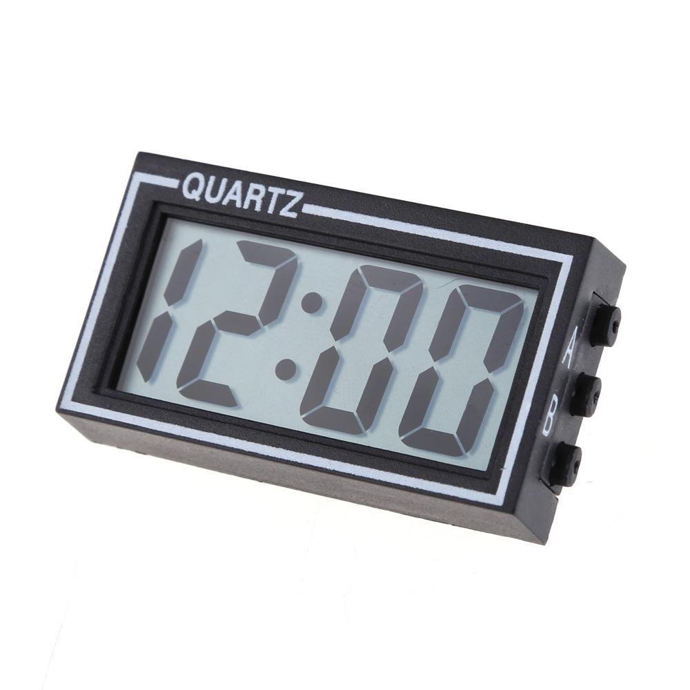 horloge pour tableau de bord de voiture promotion achetez des horloge pour tableau de bord de. Black Bedroom Furniture Sets. Home Design Ideas