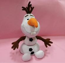2016 Free shipping Detachable Can be combined Snowman Plush Toys Olaf Doll