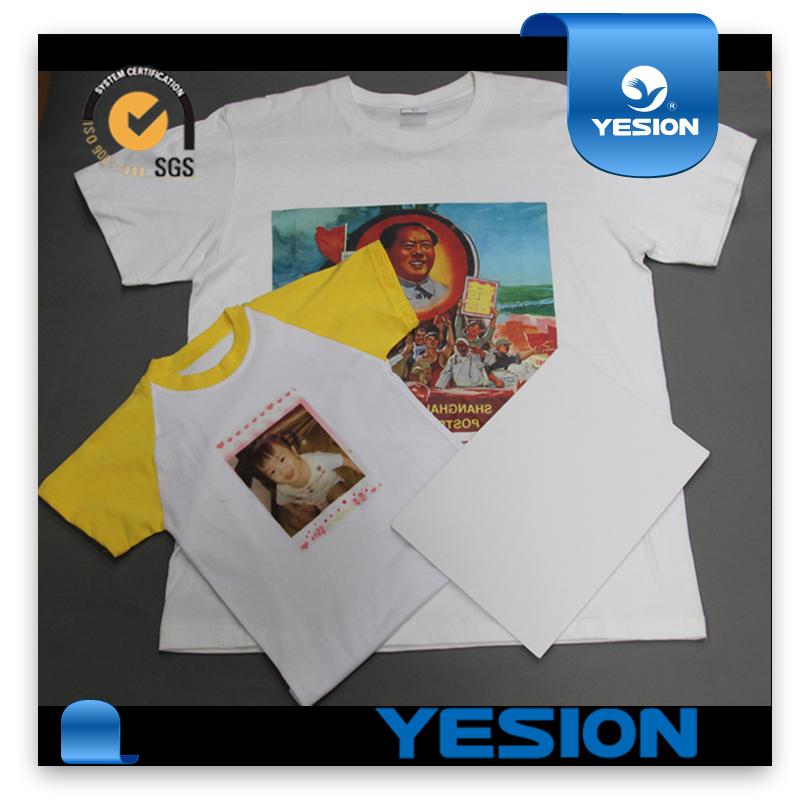 A3 Sheet Size Best Transfer Rate>98% T-shirt Sublimation Transfer Paper,  Heat Transfer Paper