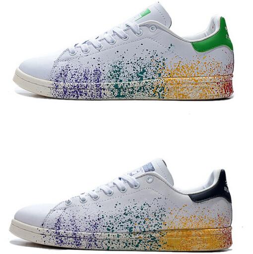 best sneakers 17cff ead78 stan smith schizzate