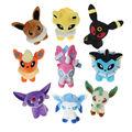 9 in 1 5 5 Pokemon Go Plush Toys Eevee Jolteon Flareon Umbreon Leafeon Sylveon Glaceon