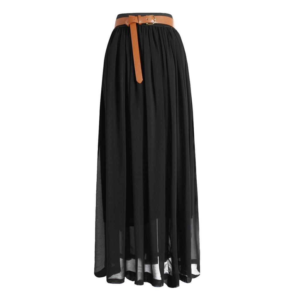 Long Skirt Plus 28
