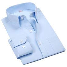 Plus size 6XL Striped font b Men b font font b Shirts b font Cheap Long
