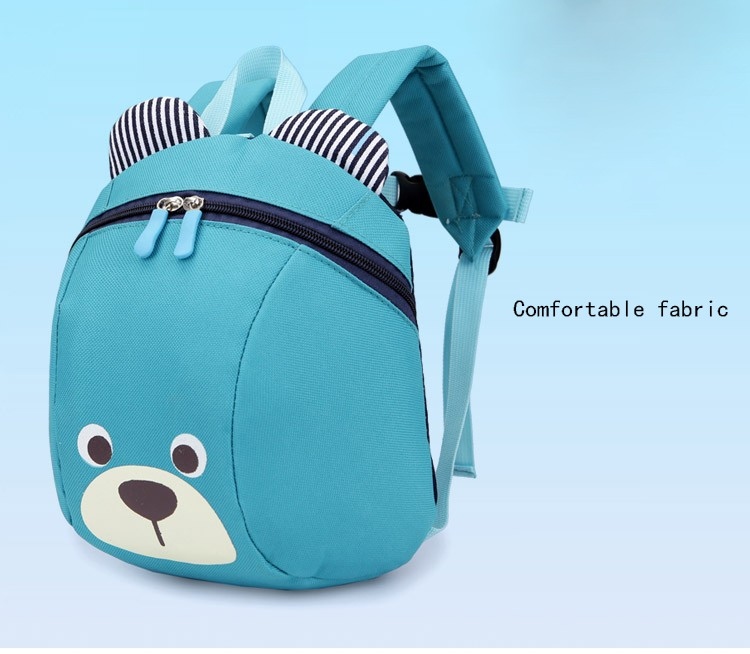 127345997139 Toddler backpack Anti-lost kids baby bag cute animal dog children ...