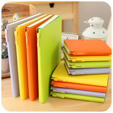 Hot Leather Diary notebook A4 A6 paper 1PCS+Pen builtin file bag leather journal Note book notepad office School Supplies gift