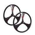 mountain bike wheels Cassette 8 9 10 Speeds magnesium alloy MTB 3 spokes wheels 26 Mountain