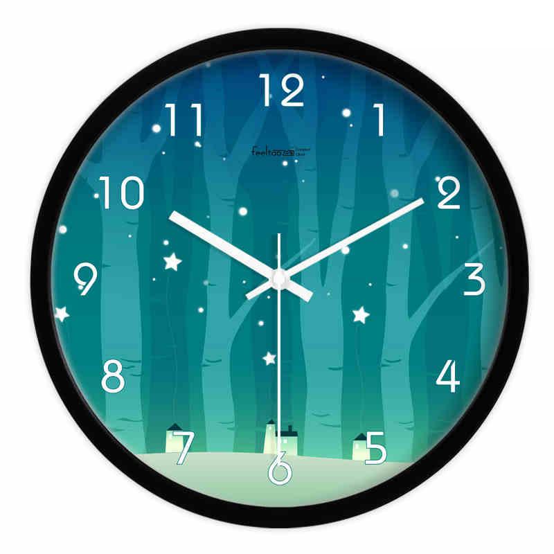 pendule murale moderne affordable horloge murale moderne signe artwall and co with pendule. Black Bedroom Furniture Sets. Home Design Ideas