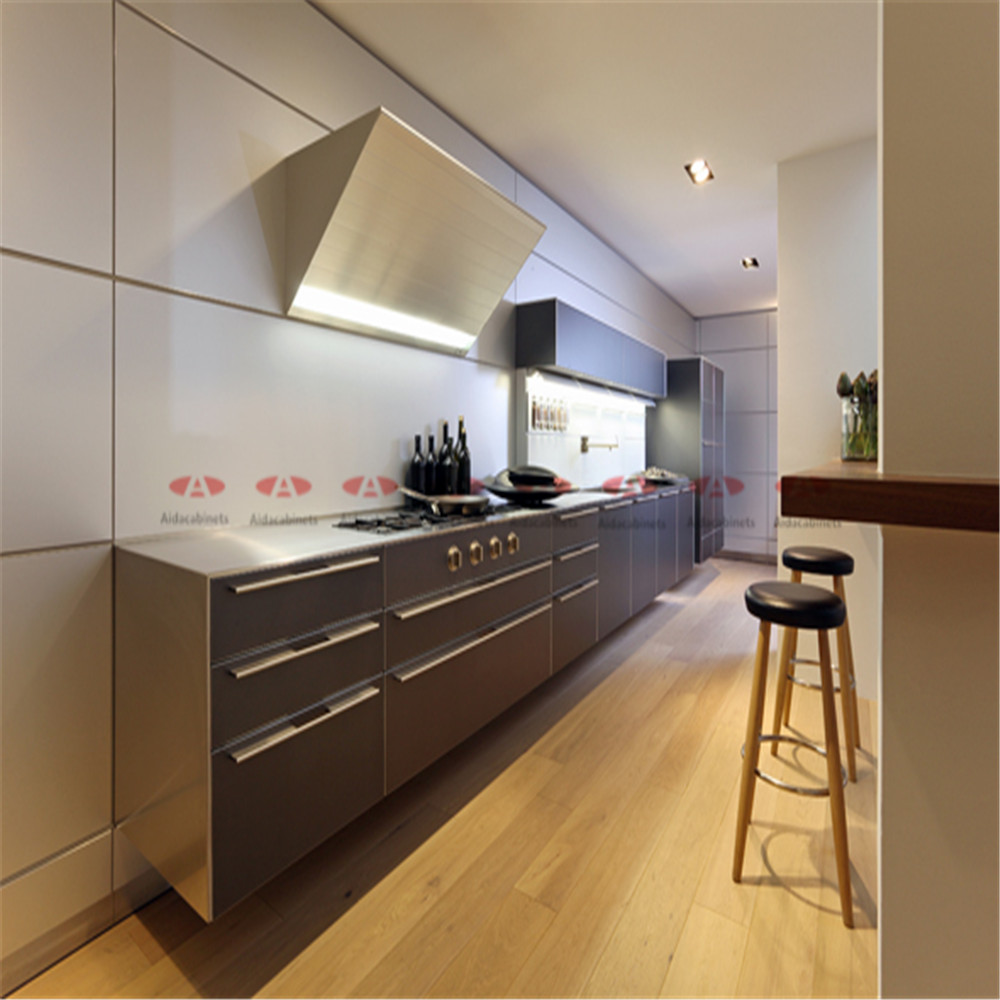Modular Stainless Steel Kitchen Cabinet Unit China Kitchen