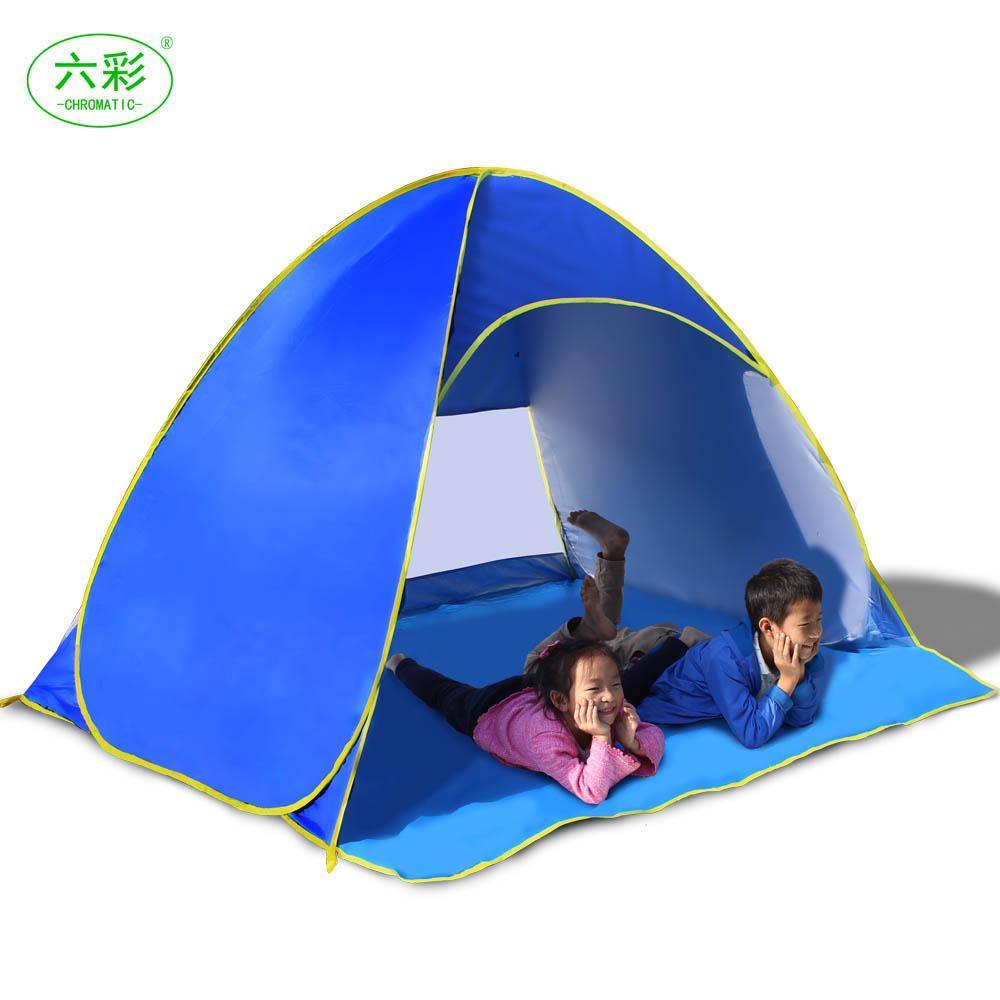 2 Person Ultralight Waterproof Children Camping Tents