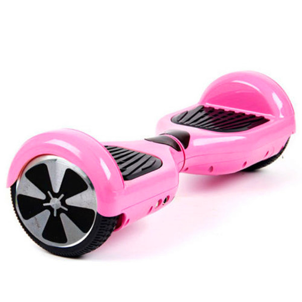 Electric Personal Transporter Pink Hoverboard