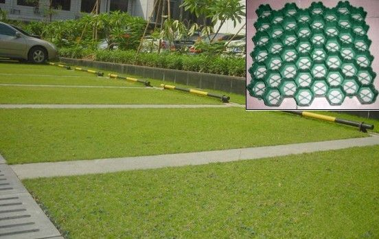 Wholesale Price Plastic Grass Grid Pavers For Parking Lot