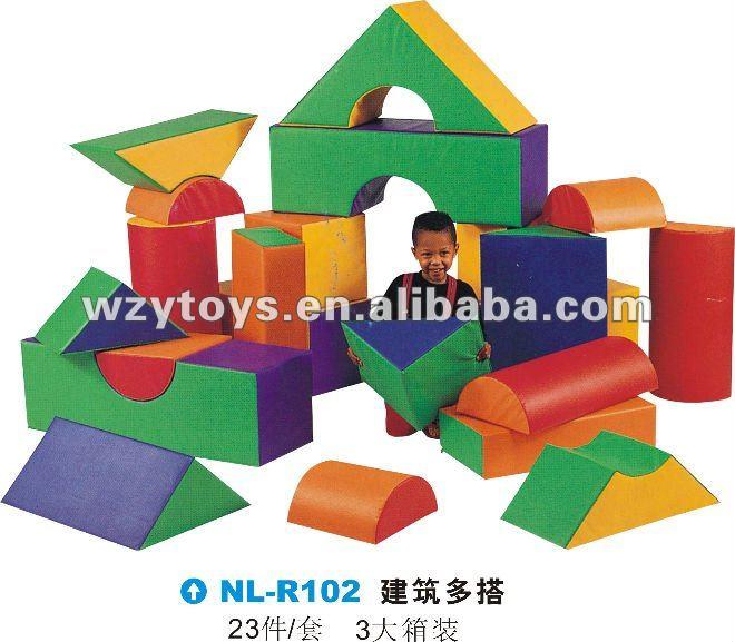 Foam Building Toys 8
