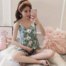 Сексуальное женское белье, пижамы для женщин, пижамы, летние пижамы для женщин, пижама с цветами для женщин, сексуальные ночные рубашки(Китай)