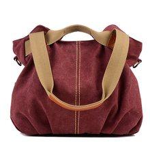 KVKY женские сумки винтажные дорожные сумки модные холщовые багажные сумки основной большой многофункциональная сумка вещевые сумки bolsa(Китай)