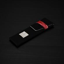 1 шт. ручная работа, китайский стиль, сумка-карандаш, чехол для канцелярских принадлежностей, портативная ручка, чехол для хранения, сумка дл...(Китай)