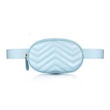 Женская поясная сумка Buylor, дизайнерская поясная сумка для девушек, роскошная брендовая сумка из искусственной кожи(Китай)