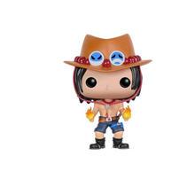 FUNKO POP японского аниме One Piece Luffy ACE LAW Tony Chopper Roronoa Zoro виниловые фигурки игрушки для детей Рождественский подарок(Китай)