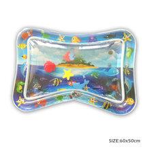 Детские Детский игровой коврик для детей водный игровой коврик игрушечный надувной водный коврик Веселая настольная игра в центре активно...(Китай)