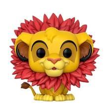 FUNKO POP мультфильм фильм Король Лев Симба фигурка ПВХ фигурка Коллекционная модель детские игрушки для детей подарок на день рождения(Китай)