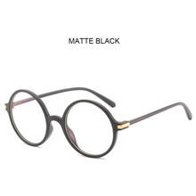 Новейшая винтажная оправа для очков, Мужская модная крутая оправа для очков, пластиковая художественная оптическая оправа, прозрачные линз...(Китай)