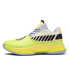 Мужские, женские, мужские тренировочные баскетбольные кроссовки, амортизирующие кроссовки для баскетбола, кроссовки унисекс с высоким бер...(Китай)