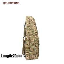 Чехол для охотничьей винтовки 120 см, сверхпрочный чехол для спорта на открытом воздухе, сумка для переноски тактического ружья, сумка на пле...(Китай)