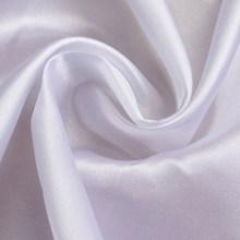 Однотонная цветная атласная ткань для свадебного платья ручной работы 50D * 75D абсолютно новая и высококачественная Новинка 2020(Китай)