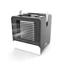 Охладитель воздуха, вентилятор, увлажнитель воздуха, охлаждающий вентилятор, мини Usb, портативный Настольный мини-вентилятор с отрицательн...(Китай)