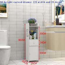 Туалетная вода Rangement Szafka Do Lazienki Meuble Salle De Bain Vanity Armario Banheiro Mobile Bagno полка для ванной комнаты(Китай)