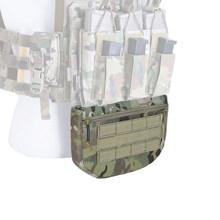 Поясная Сумка Krydex, тактические аксессуары для жилета, подвесная сумка для улицы, военные тактические аксессуары-MC черный(Китай)