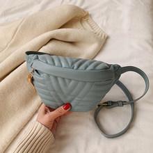 Маленькая простая Женская поясная сумка, многофункциональная поясная сумка и нагрудная сумка, Дамская поясная сумка, поясная сумка с кисто...(Китай)