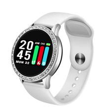 Женские и мужские Смарт-часы LIGE, водостойкие часы IP67 с пульсометром, калорий, Android и IOS, новинка 2019(China)